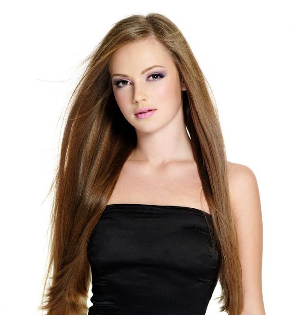 Фото современные длинные волосы у девушек
