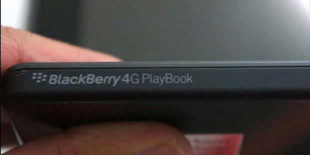Produsen BlackBerry Rilis Tablet PlayBook 4G