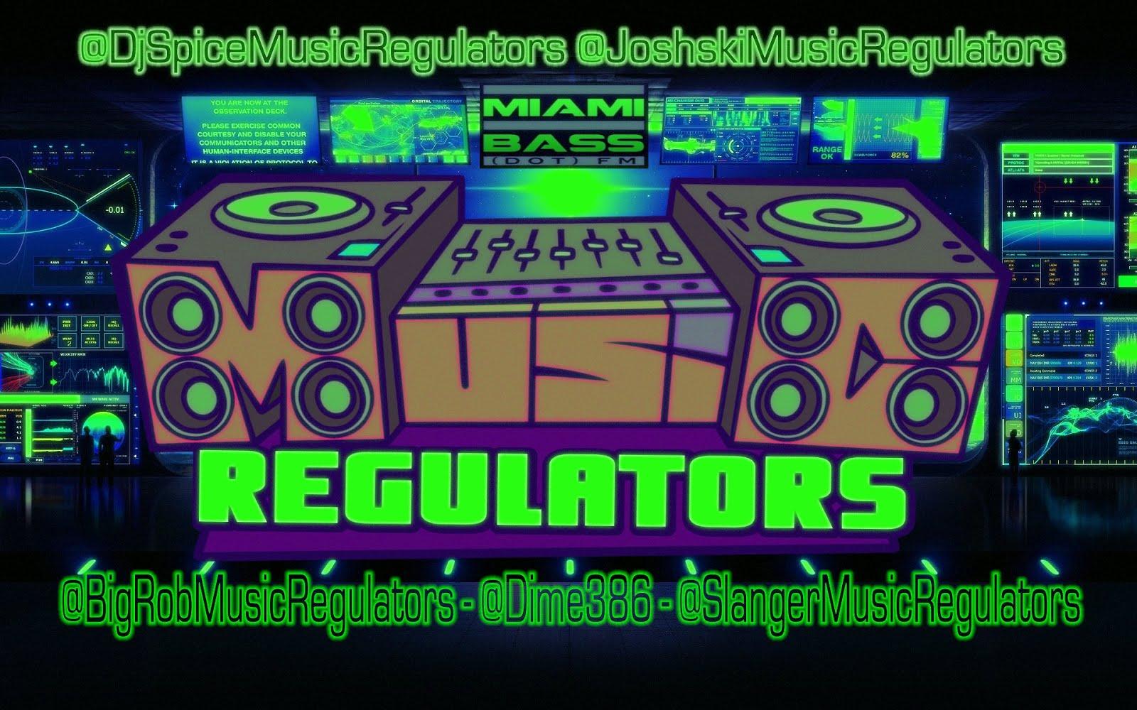 THE MUSIC REGULATORS MERCH - Check Da Gram for USBs , CDs , T Shirts and Masks