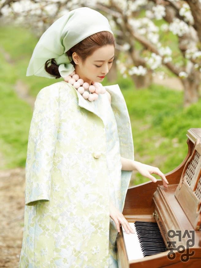 Seo Yeon Eun - Woman Chosun May 2014