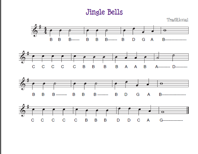 Mrs. Q.'s Music Page: 3rd Grade Extra Recorder Songs