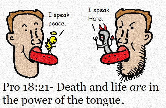 how to speak in tongues christian