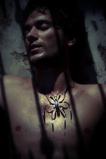 Mario Salvucci mantas necklace