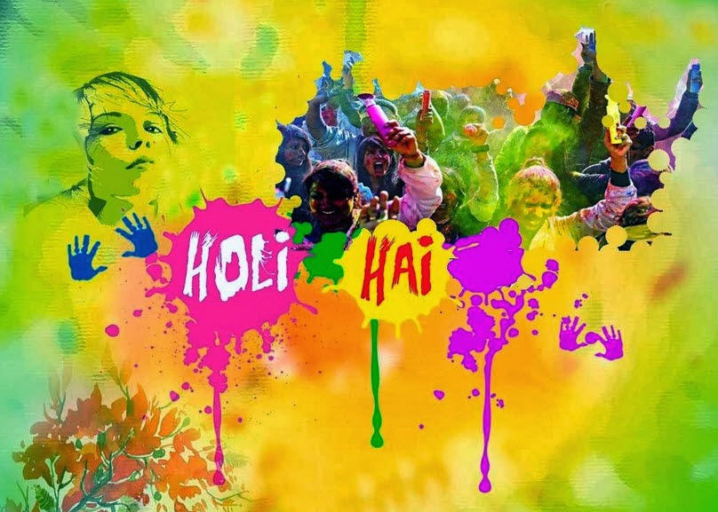 Happy Holi 2014 Image Wish