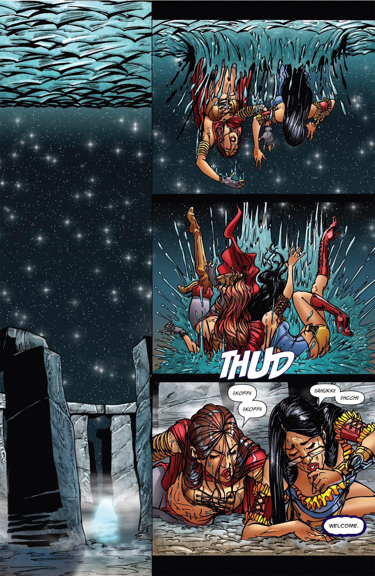 Grimm Fairy Tales (2005) Issue #64 #67 - English 10