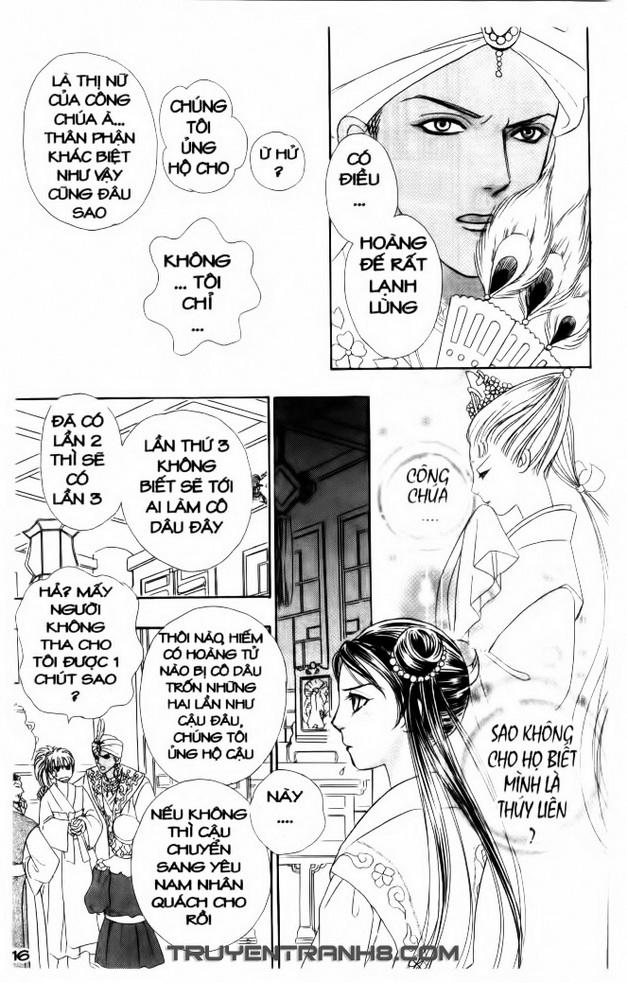Đôi Cánh ỷ Thiên - Iten No Tsubasa chap 10 - Trang 15