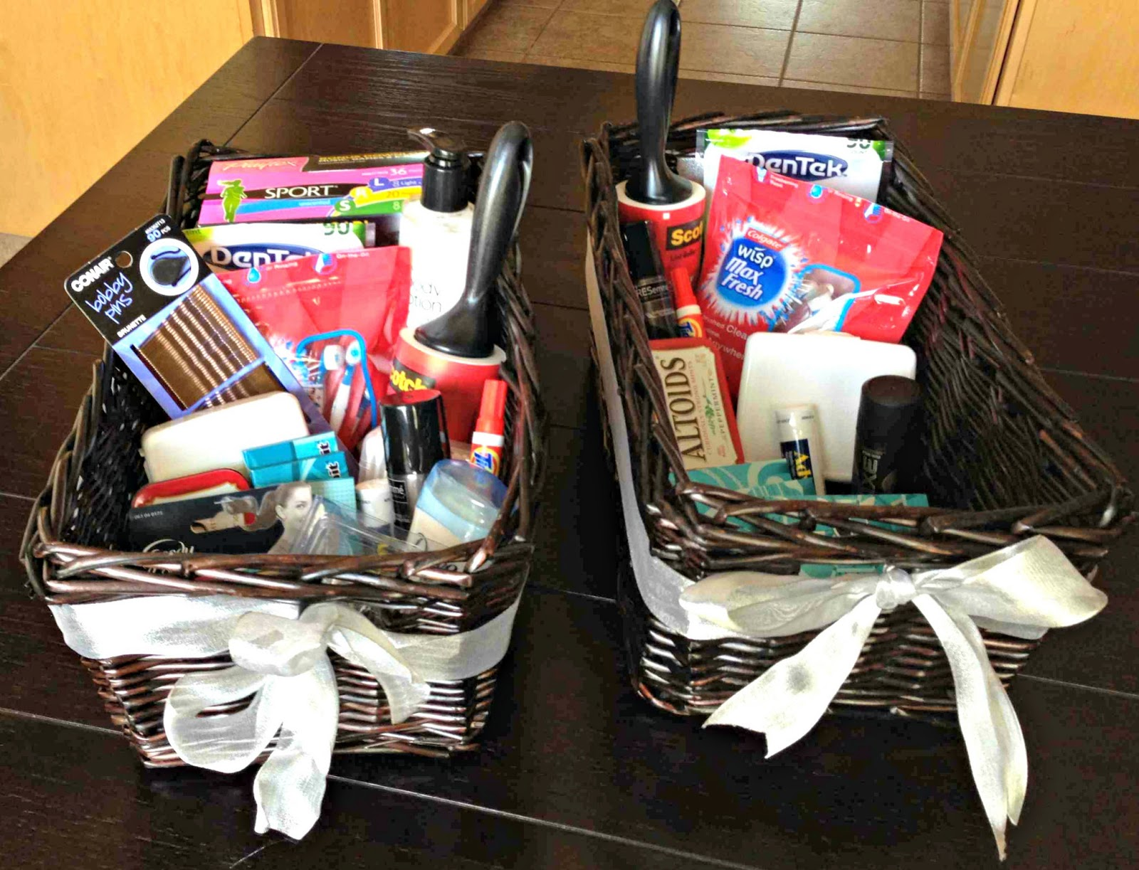 All things katie marie wedding bathroom baskets for What to put in bathroom baskets