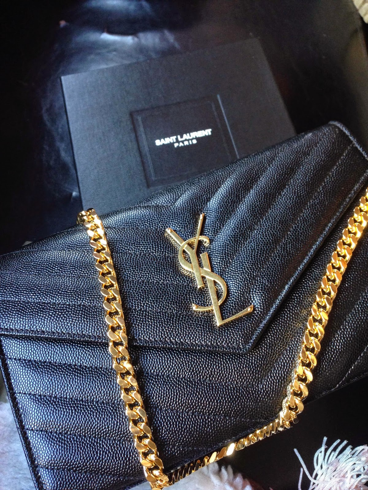 ysl wallet on chain review