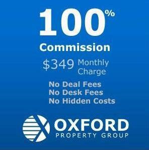Attention Agents! Join Oxford Property Group!
