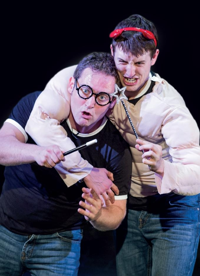 Review Roundup: POTTED POTTER in Manila