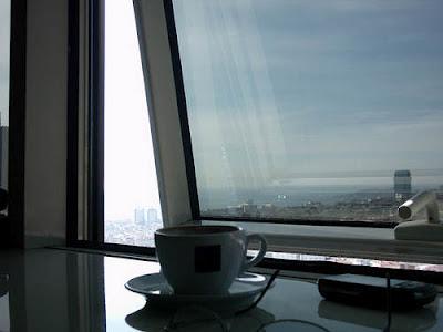 27ο πάτωμα ουρανοξύστη στην Πόλη, 2009