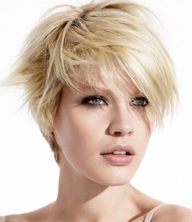 Girls Hair Styles on Asymmetric Short Hairstyles 2012 For Girls Jpg