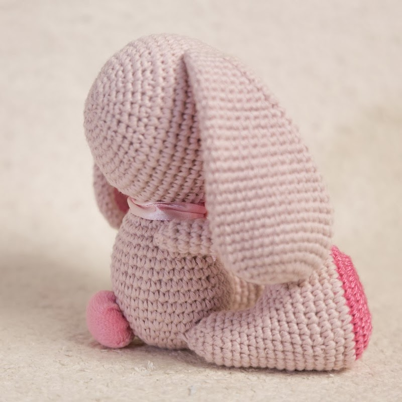 Amigurumi creations by Happyamigurumi: NEW PATTERN: Amigurumi Bunny ...