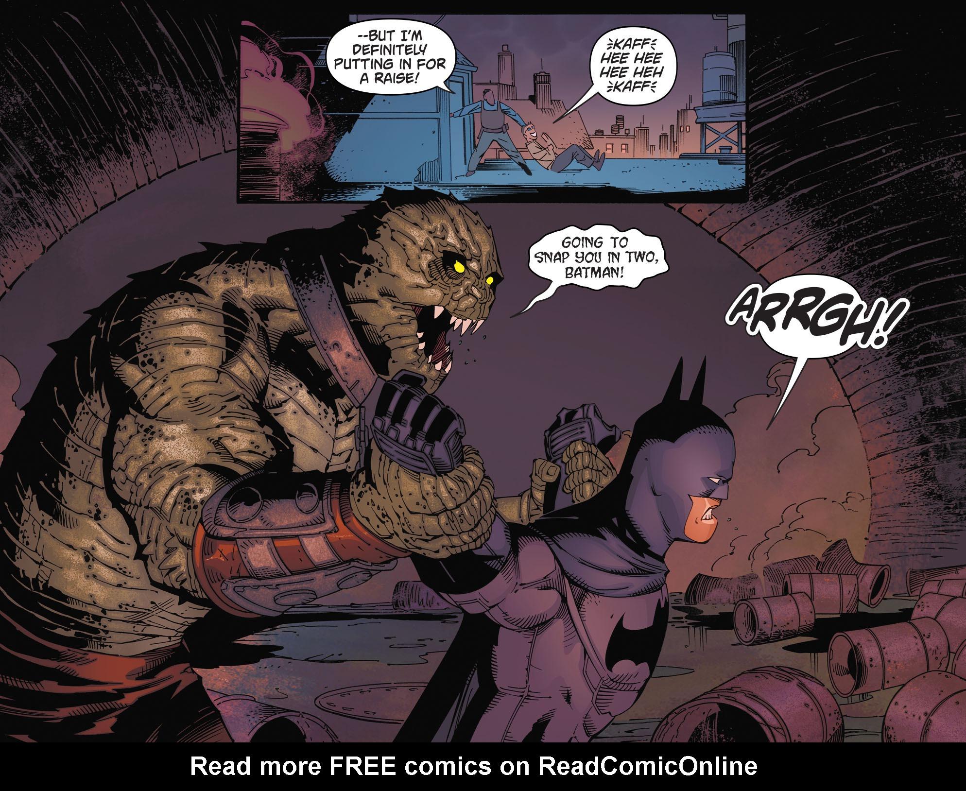 Batman: Arkham Knight [I] Issue #6 #8 - English 14