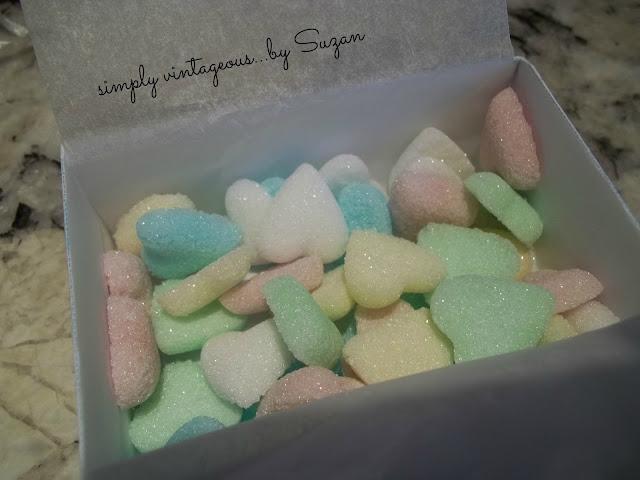 sugar, shape, hearts,
