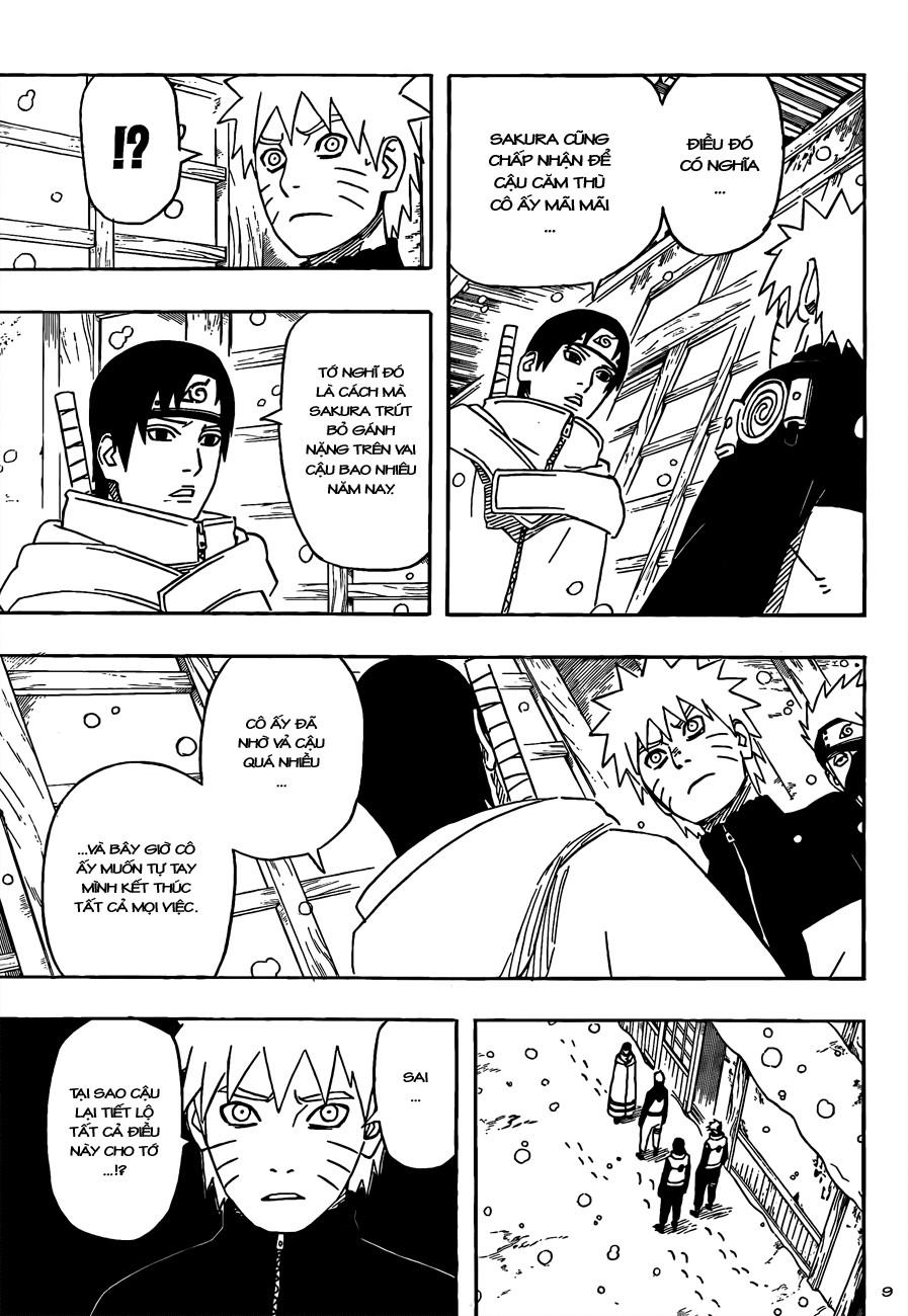 Naruto chap 474 Trang 9 - Mangak.info