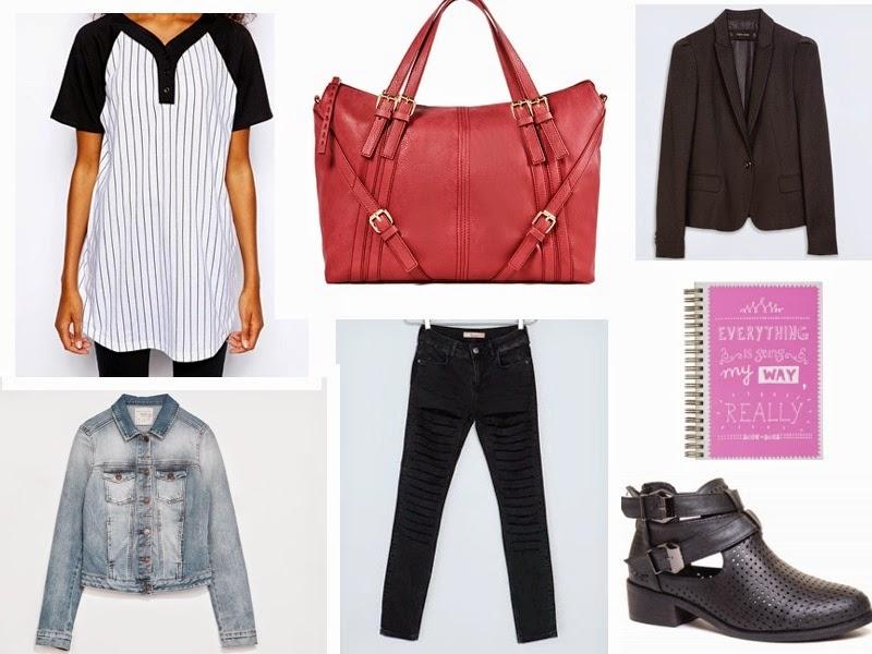 Mission Personnal Shopper : Back to school ... ou back tout court
