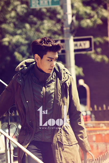 Big Bang T.O.P Calvin Klein 1st Look 15