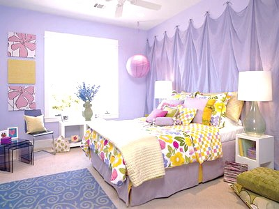 lights dance themed bedrooms on teenage girl bedroom designs