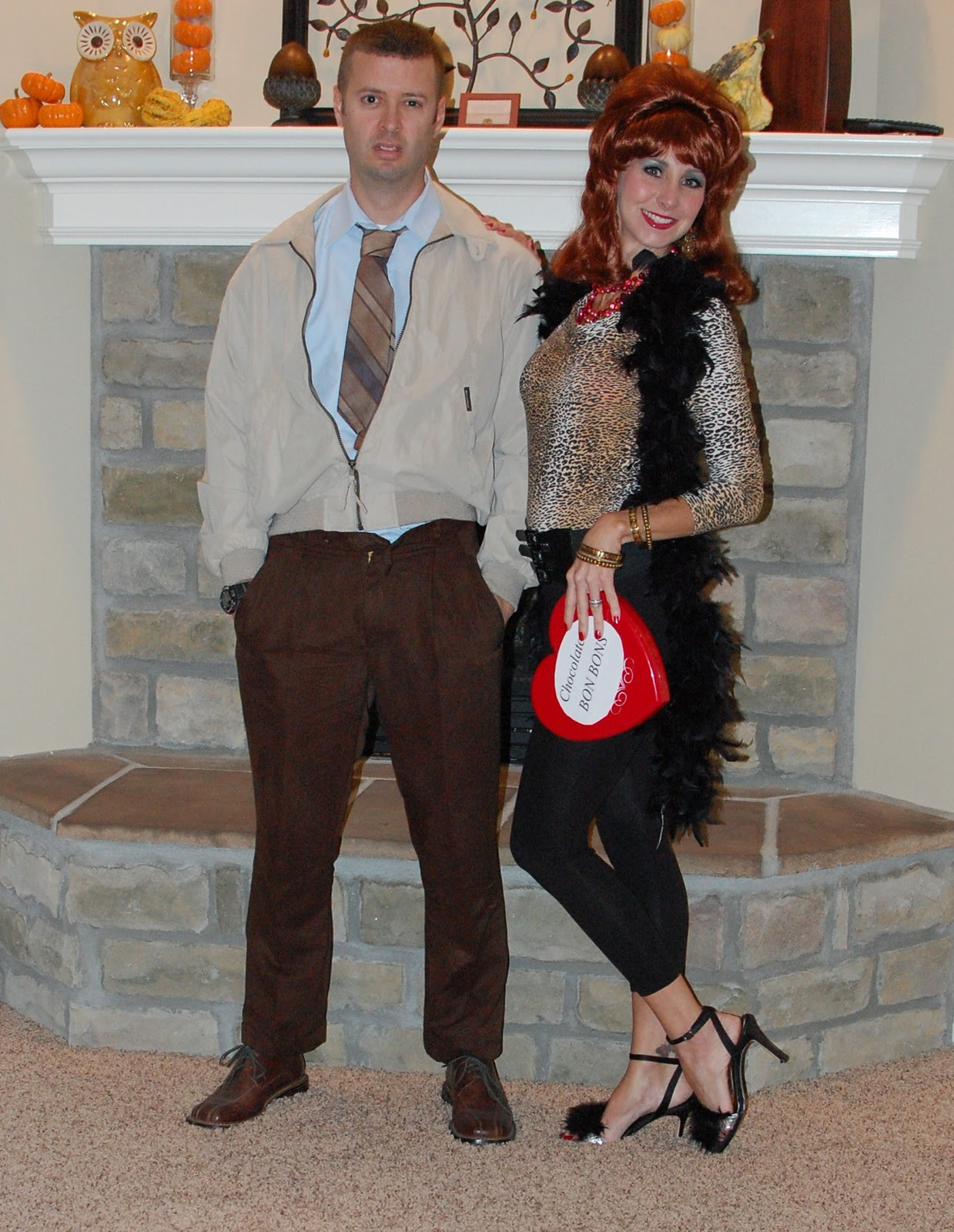 Messages From Miranda: Happy Halloween From Al & Peg Bundy!