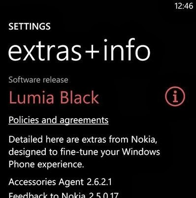 Update Lumia 625 Black membawa Double Tap to wake up