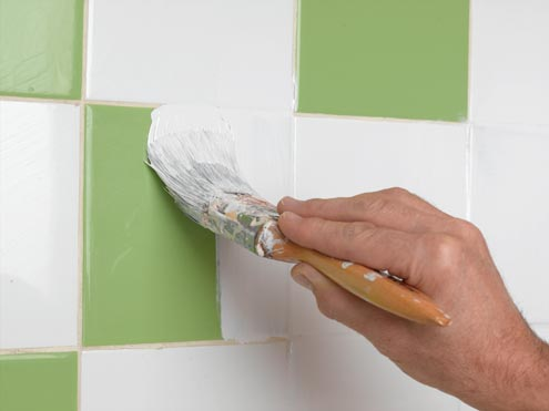 Besure designs tile did you know - Can i paint over bathroom tiles ...