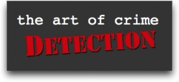 the art of crime detection essay Essays related to graffiti: art or crime 1 the art of graffiti author bernard riebe summarizes the what graffiti means to its creators in her article, graffiti is, in my opinion, one of the last true remaining art forms, because it's an underground art form.
