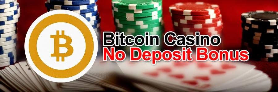 Bitcoin Casino Bonus No Deposit