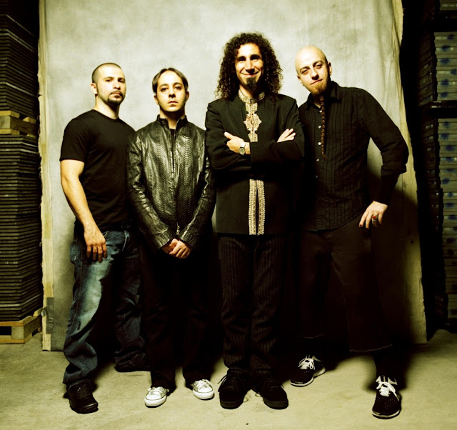 SOAD,system of a down,rock band