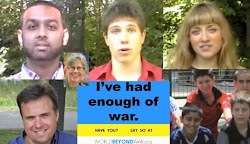 "Support the ""World Beyond War"" Campaign"