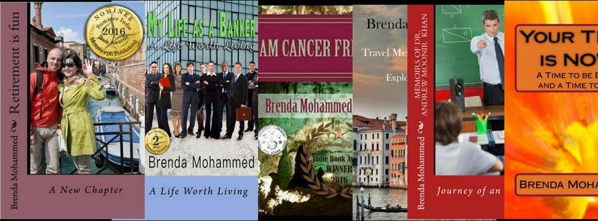 Author Brenda Mohammed