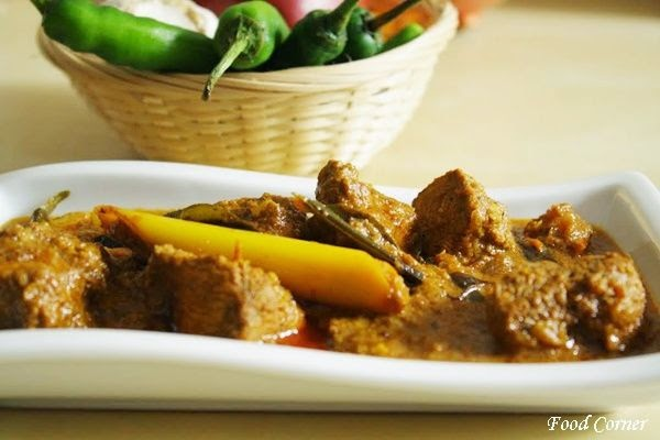 Chicken Dry Curry in Sri Lankan Style