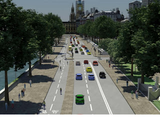 Tfl Cycle Vision 'crossrail' superhighway