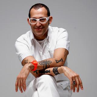 Karim Rashid est l'un des créateurs les plus talentueux de sa génération.
