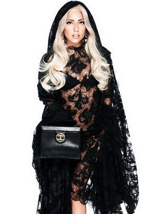 Lady gaga sera muy sexy con taylor kinney durante su gira for Ropa interior provocativa