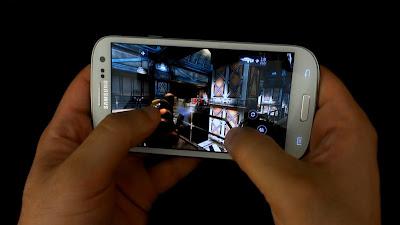 Samsung Galaxy S3 Uygulamaları