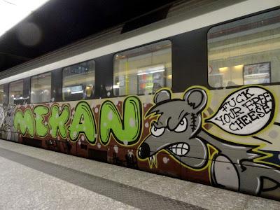 mekan graffiti