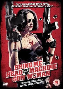 The Machine Gun Woman