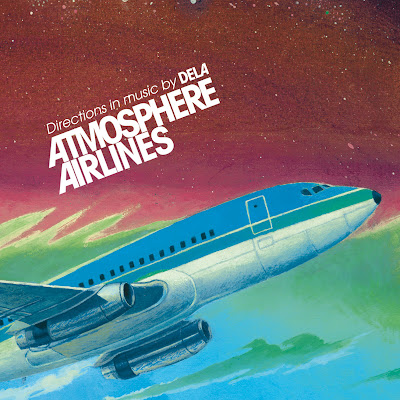 Dela – Atmosphere Airlines (CD) (2007) (FLAC + 320 kbps)