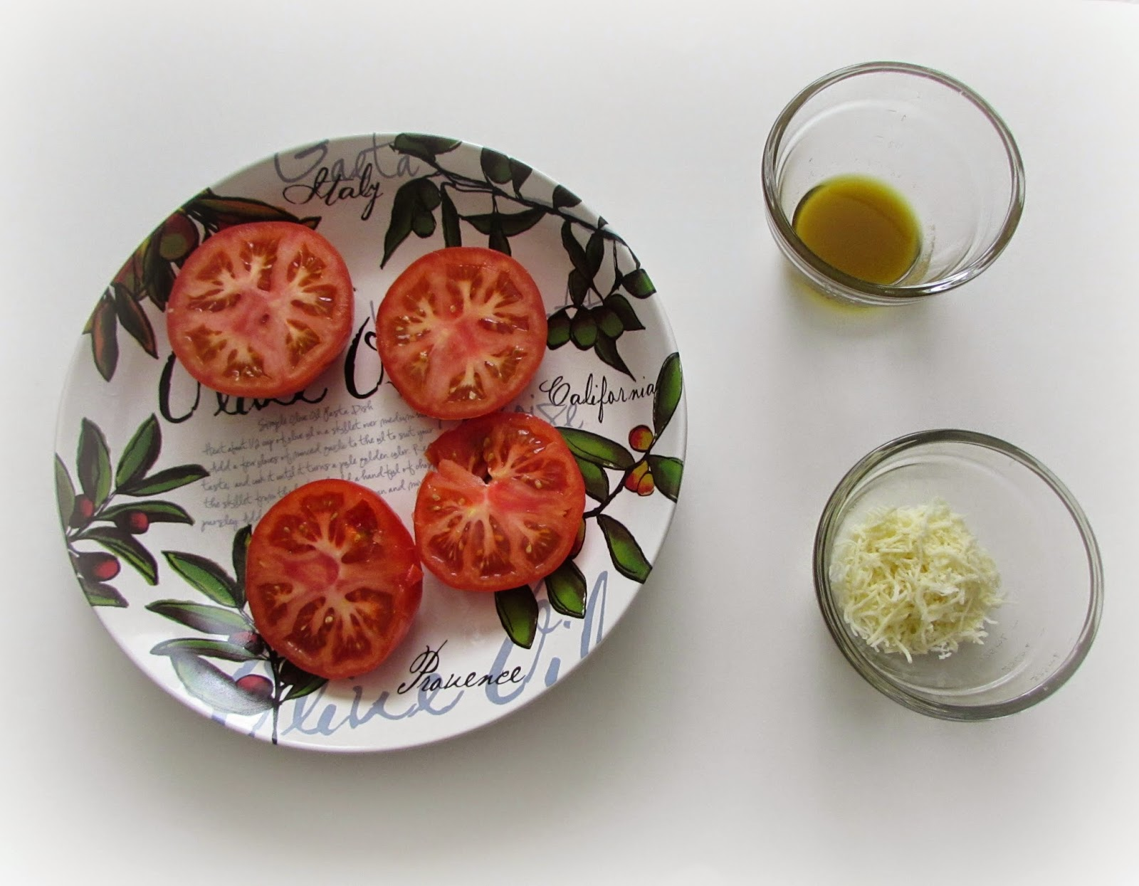 summer recipes for tomatoes
