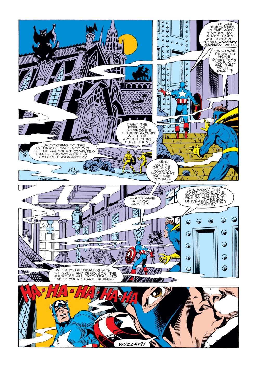 Captain America (1968) Issue #295 #223 - English 14
