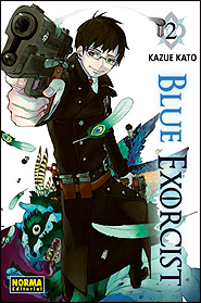 Blue Exorcist #2