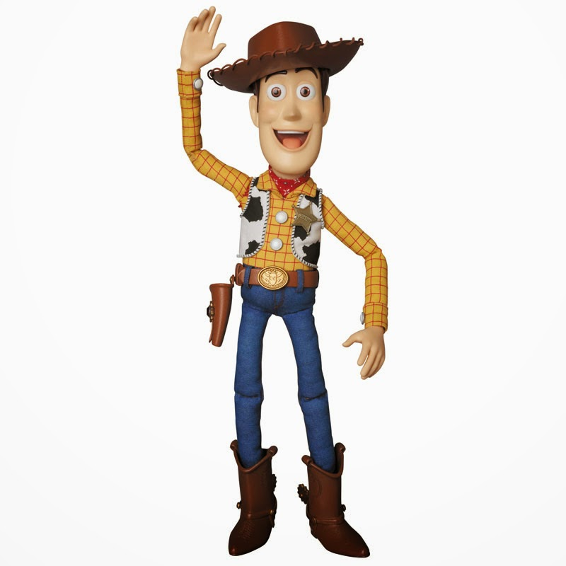 woody action figure medicom