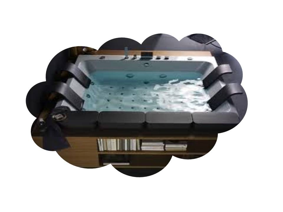 Jacuzzi Whirpool Bathtub