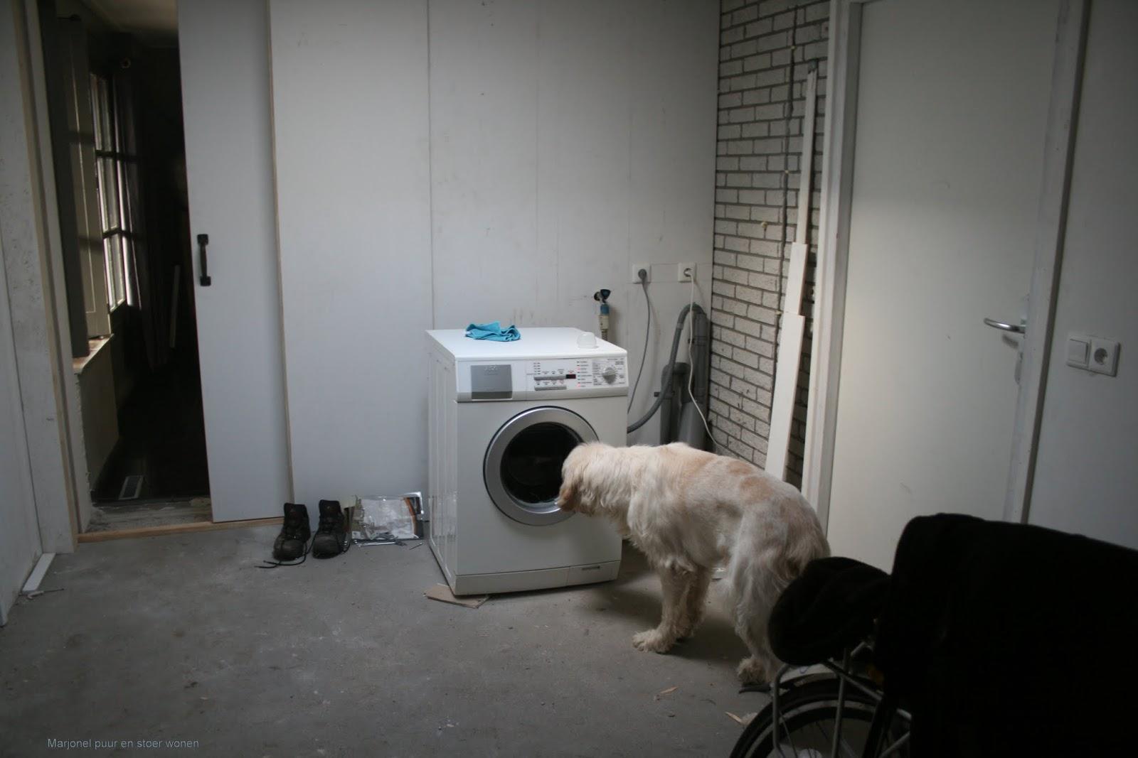 Wasmachine Wasdroger Kast: Diy wasmachine ombouw inspiraties ...