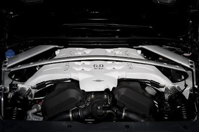 Aston Martin DBS Wheelsandmore Edição carbono