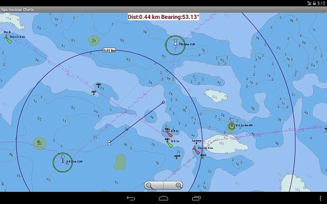 Download Nautical Charts GPS Untuk iPhone & Android