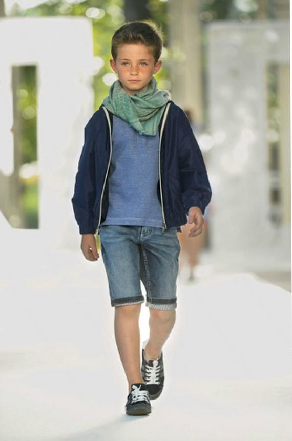 Emoo Fashion: Summer 2012 Childrens Fashion for junior Boys