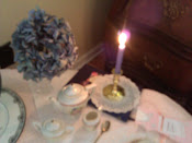 Tea party by Candlelight