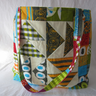 bag pattern quilt block